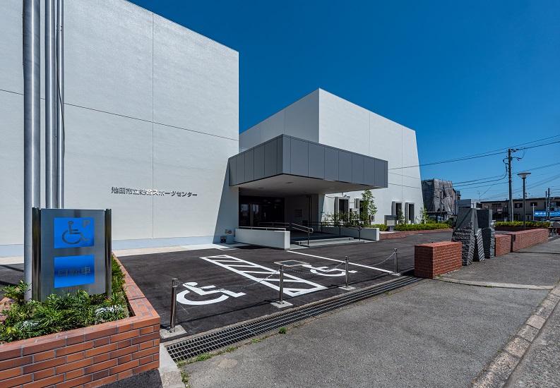 池田市立スポーツセンター01